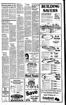 The Daily Journal from Fergus Falls, Minnesota on April 27, 1976 · Page 9