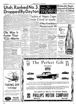 The Courier News from Blytheville, Arkansas on December 21, 1955 · Page 12