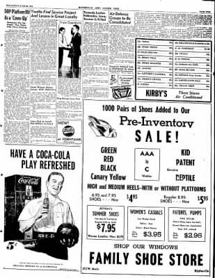 The Courier News from Blytheville, Arkansas on June 23, 1948 · Page 5