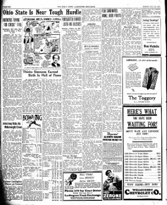 The Ludington Daily News from Ludington, Michigan on October 20, 1939 · Page 6