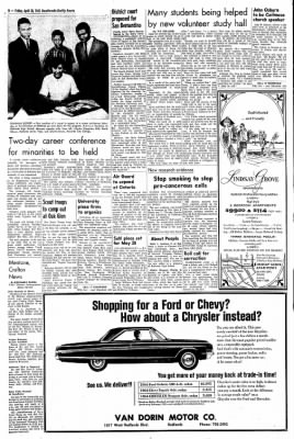 Redlands Daily Facts from Redlands, California on April 30, 1965 · Page 8