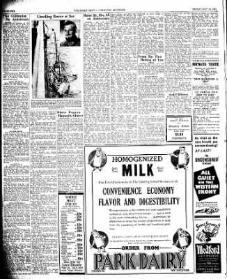 The Ludington Daily News from Ludington, Michigan on October 20, 1939 · Page 10