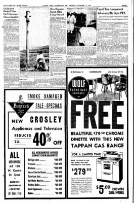 Cumberland Evening Times from Cumberland, Maryland on November 10, 1955 · Page 7