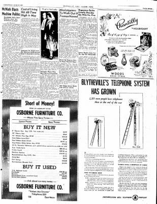 The Courier News from Blytheville, Arkansas on June 23, 1948 · Page 7