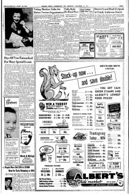 Cumberland Evening Times from Cumberland, Maryland on November 10, 1955 · Page 9