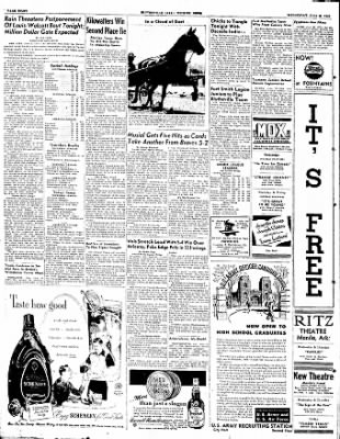 The Courier News from Blytheville, Arkansas on June 23, 1948 · Page 8