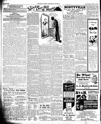 The Ludington Daily News from Ludington, Michigan on October 21, 1939 · Page 4