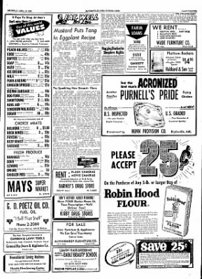 The Courier News from Blytheville, Arkansas on April 19, 1956 · Page 13