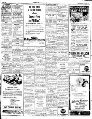 The Courier News from Blytheville, Arkansas on June 23, 1948 · Page 10