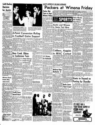 The Austin Daily Herald from Austin, Minnesota on December 18, 1958 · Page 10