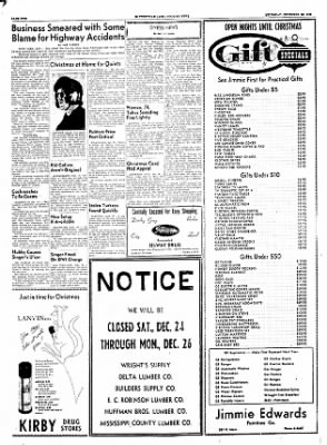 The Courier News from Blytheville, Arkansas on December 22, 1955 · Page 2