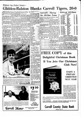 Carrol Daily Times Herald from Carroll, Iowa on November 12, 1970 · Page 5