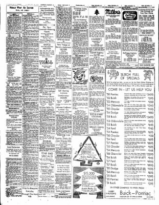 The Austin Daily Herald from Austin, Minnesota on December 18, 1958 · Page 22