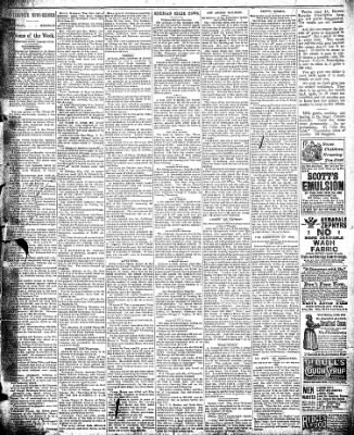 Interstate News-Record from Ironwood, Michigan on January 10, 1891 · Page 2