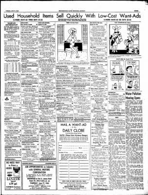 Ironwood Daily Globe from Ironwood, Michigan on June 15, 1965 · Page 11