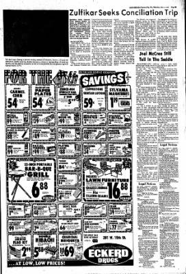 Panama City News-Herald from Panama City, Florida on June 27, 1974 · Page 15