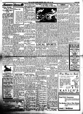 The Malvern Leader from Malvern, Iowa on April 20, 1933 · Page 5