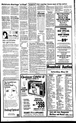 The Daily Journal from Fergus Falls, Minnesota on May 18, 1976 · Page 1