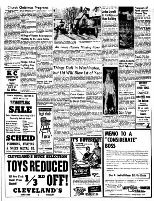 The Austin Daily Herald from Austin, Minnesota on December 19, 1958 · Page 11