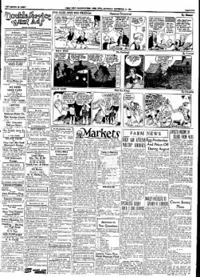 Ames Daily Tribune from Ames, Iowa on September 16, 1933 · Page 6