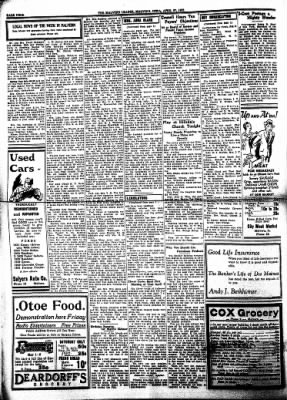 The Malvern Leader from Malvern, Iowa on April 27, 1933 · Page 4