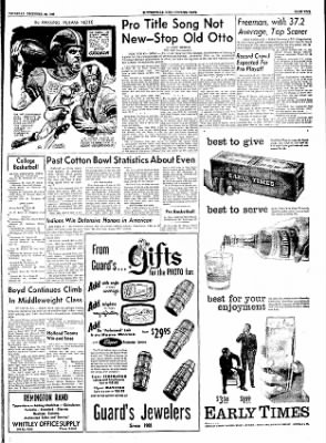 The Courier News from Blytheville, Arkansas on December 22, 1955 · Page 9