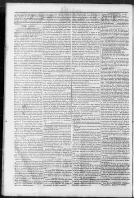 The Baltimore Sun from Baltimore, Maryland on June 3, 1837 · 2