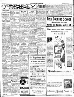 The Courier News from Blytheville, Arkansas on April 22, 1931 · Page 2