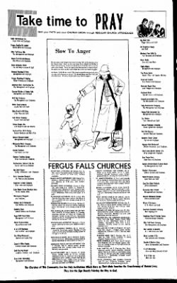 The Daily Journal from Fergus Falls, Minnesota on May 21, 1976 · Page 6