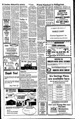 The Daily Journal from Fergus Falls, Minnesota on May 21, 1976 · Page 13