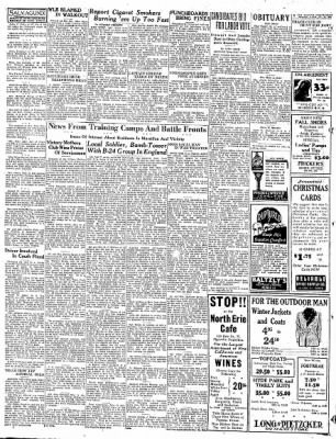 The Evening Independent from Massillon, Ohio on October 20, 1944 · Page 2