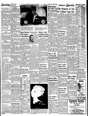 The Austin Daily Herald from Austin, Minnesota on December 20, 1958 · Page 11