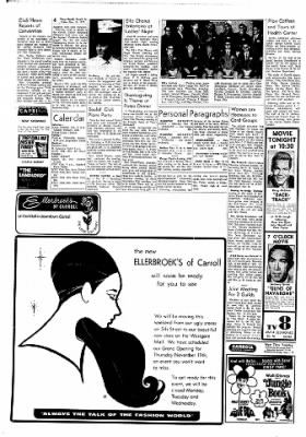 Carrol Daily Times Herald from Carroll, Iowa on November 13, 1970 · Page 14