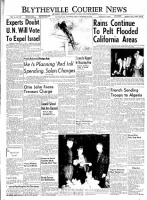 The Courier News from Blytheville, Arkansas on December 23, 1955 · Page 1