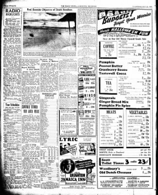 The Ludington Daily News from Ludington, Michigan on October 26, 1939 · Page 12
