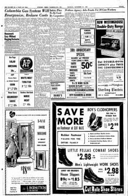 Cumberland Evening Times from Cumberland, Maryland on November 15, 1955 · Page 7