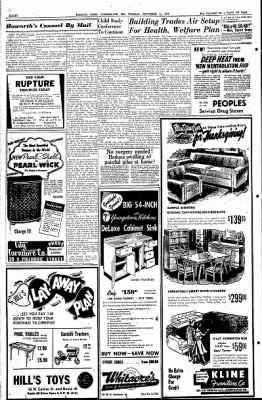 Cumberland Evening Times from Cumberland, Maryland on November 15, 1955 · Page 8
