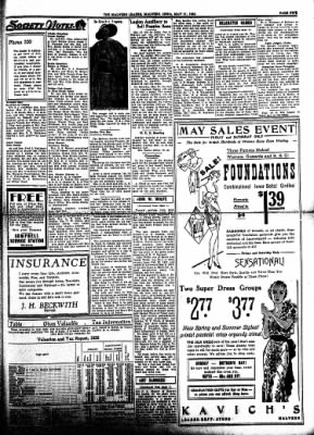 The Malvern Leader from Malvern, Iowa on May 11, 1933 · Page 5