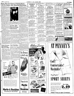 The Courier News from Blytheville, Arkansas on June 25, 1948 · Page 3