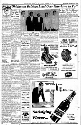 Cumberland Evening Times from Cumberland, Maryland on November 15, 1955 · Page 14