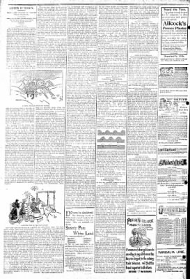 Logansport Pharos-Tribune from Logansport, Indiana on February 21, 1895 · Page 6