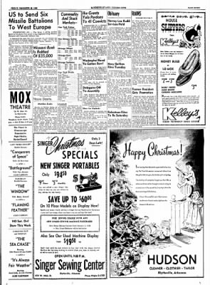 The Courier News from Blytheville, Arkansas on December 23, 1955 · Page 7