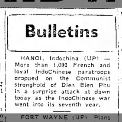 Dien Bien Phu