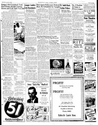 The Courier News from Blytheville, Arkansas on June 25, 1948 · Page 7