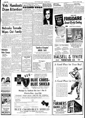 The Courier News from Blytheville, Arkansas on June 8, 1953 · Page 2