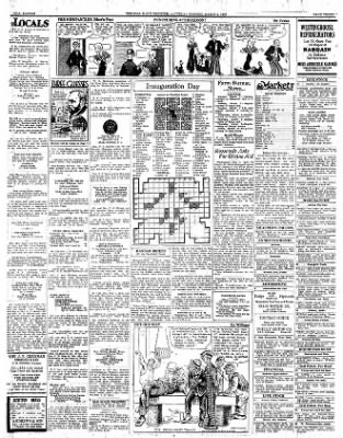 Iola Daily Register And Evening News from Iola, Kansas on March 4, 1933 · Page 3