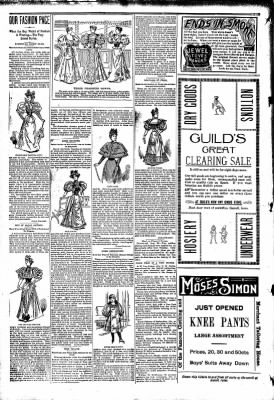 The Carroll Sentinel from Carroll, Iowa on August 31, 1894 · Page 4