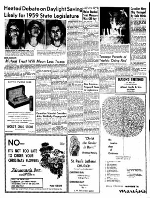 The Austin Daily Herald from Austin, Minnesota on December 23, 1958 · Page 3
