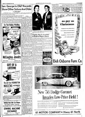 The Courier News from Blytheville, Arkansas on December 23, 1955 · Page 11