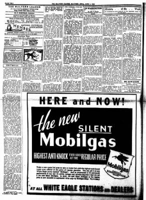 The Malvern Leader from Malvern, Iowa on June 1, 1933 · Page 2